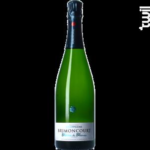 Champagne Brimoncourt Blanc De Blancs - Champagne Brimoncourt - Non millésimé - Effervescent