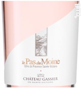Le Pas du Moine - Château Gassier - 2019 - Rosé