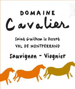 Domaine Cavalier Sauvignon-Viognier - Château de Lascaux - 2019 - Blanc