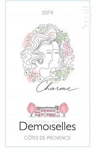 CHARME DES DEMOISELLES - Château des Demoiselles - 2020 - Rosé