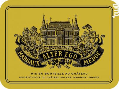 Alter Ego de Palmer - Château Palmer - 2017 - Rouge