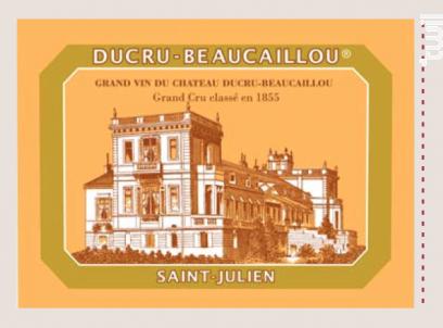 Château Ducru Beaucaillou - Château Ducru-Beaucaillou - 2006 - Rouge