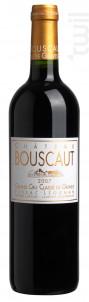 Château Bouscaut - Château Bouscaut - 2007 - Rouge