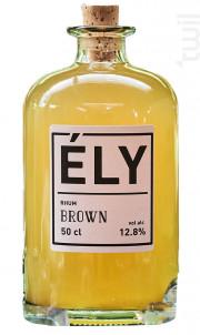 Brown - Ely - Non millésimé - Blanc
