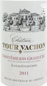 Château Tour Vachon - Château Tour Vachon - 1989 - Rouge