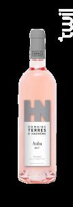 Auba - Domaine Terres d'Hachène - 2017 - Rosé