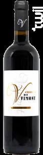Le V du Château de Vimont - Château de Vimont - 2019 - Rouge
