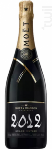 Grand Vintage - Moët & Chandon - 2012 - Effervescent