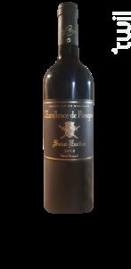 L'Excellence de Flouquet - Château Flouquet Invictus - 2016 - Rouge