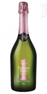 Première Bulle Rosé - Sieur d'Arques - 2014 - Effervescent
