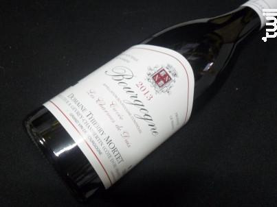 Bourgogne Pinot Noir Les Charmes de Daix - Domaine Thierry Mortet - 2013 - Rouge