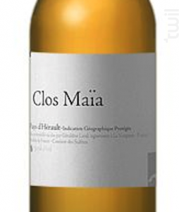CLOS MAÏA - Clos Maïa - 2017 - Blanc