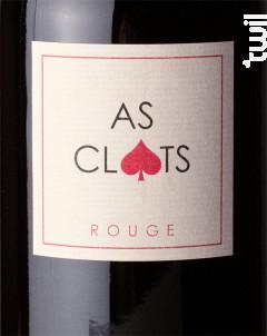Brelan - Domaine As Clots - Non millésimé - Rouge