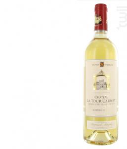 Château La Tour Carnet - Bernard Magrez - Château La Tour Carnet - 2017 - Blanc