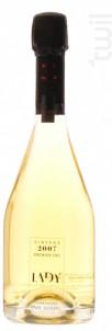 Cuvée LADY 2007 - Premier Cru Blanc de Blancs - Champagne Paul Goerg - 2007 - Effervescent
