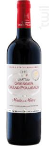 Château Gressier Grand Poujeaux - Château Gressier Grand Poujeaux - 2014 - Rouge