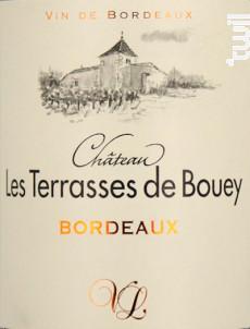 Château Terrasse de Bouey - Vignobles Lumeau- Château Les Terrasses De Bouey - 2015 - Rouge
