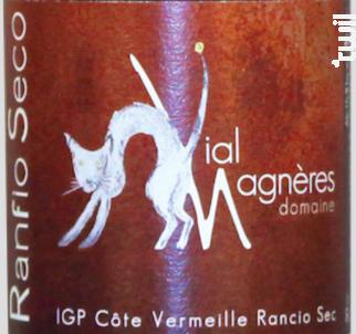 Rancio seco - Domaine Vial Magnères - Non millésimé - Rouge