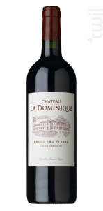 Château La Dominique - Château la Dominique - 2016 - Rouge