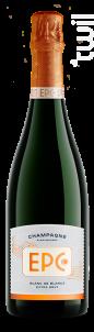 EPC Blanc de Blancs Extra Brut - Champagne Alain Edouard - Non millésimé - Effervescent