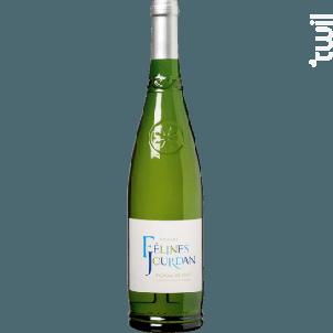 Domaine Félines Jourdan - Domaine Felines Jourdan - 2018 - Blanc