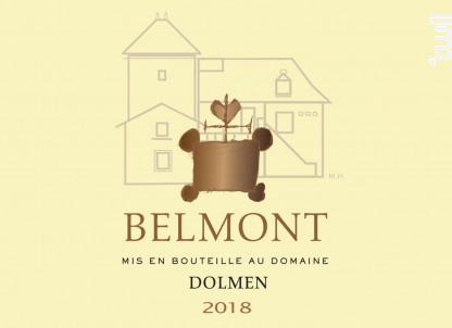 Dolmen - Domaine Belmont - 2018 - Blanc