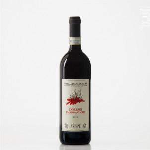Inferno Riserva Fiamme Antiche - Arpepe - 2015 - Rouge