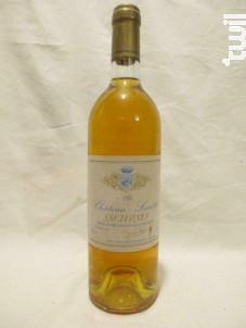 Château Laville - Château Laville - 1991 - Blanc