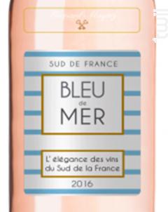 Bleu de mer MAGNUM - Bernard Magrez - 2018 - Rosé