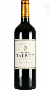 Château Talbot - Château Talbot - 2009 - Rouge