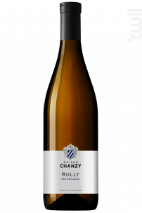 Rully • Les Cailloux - Maison Chanzy - 2018 - Blanc