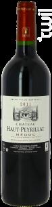 Château Haut-Peyrillat - Château la Gorre - 1988 - Rouge