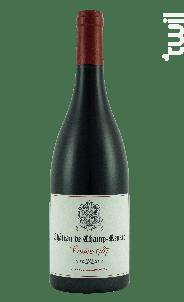 Cuvée 1787 - Château de Champ-Renard - 2018 - Rouge