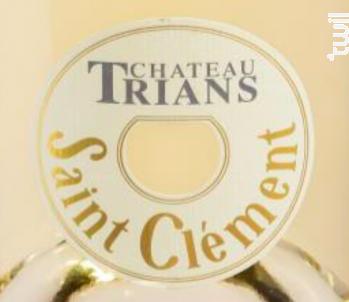 Saint-Clément - Château Trians - 2019 - Blanc