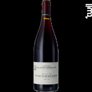 Volnay - Clos des Chênes 1er cru - Domaine Jean-Michel Gaunoux - 2015 - Rouge