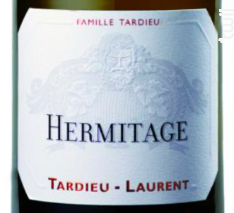 Hermitage - Maison Tardieu Laurent - 2011 - Blanc