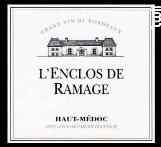 L'Enclos de Ramage - Château Ramage la Batisse - 2010 - Rouge