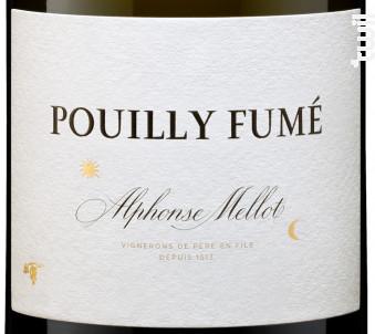 Pouily-Fumé - Alphonse Mellot - 2018 - Blanc