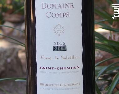 Le Soleiller - Domaine Comps - 2016 - Rouge
