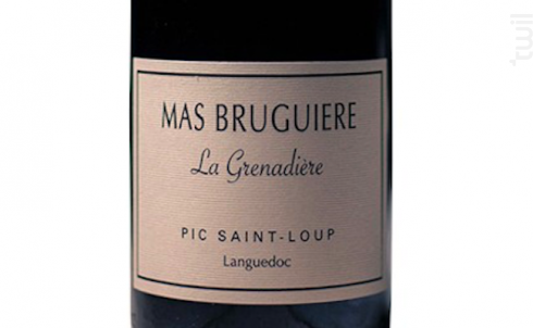 La Grenadière - Mas Bruguière - 2015 - Rouge