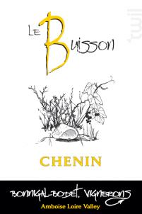 Le Buisson - Bonnigal et Bodet - 2017 - Blanc