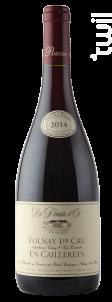 VOLNAY 1er cru En Caillerets Cuvée Amphore - Domaine de la Pousse d'Or - 2015 - Rouge