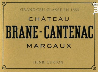 Château Brane Cantenac - Château Brane Cantenac - 1969 - Rouge