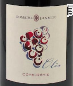 Côte Rotie Olea - Domaine Jasmin - 2017 - Rouge