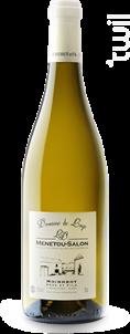 Menetou-Salon Blanc - DOMAINE DE LOYE - 2017 - Blanc