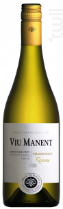 Estate collection reserva - chardonnay - Viu Manent - 2019 - Blanc