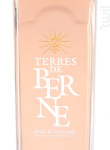 Terres de Berne - Château de Berne - 2020 - Rosé