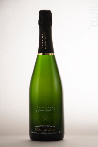 Blanc de Noirs Brut - Champagne by Justin Maillard - Non millésimé - Effervescent
