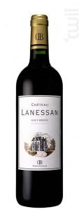 Château Lanessan - Château Lanessan - 2016 - Rouge