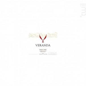 VERANDA PINOT NOIR - Bodega Corpora - 2009 - Rouge